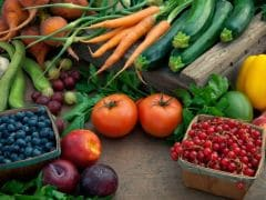 Vegetable Rates Fell Sharply During November, Official Data Shows