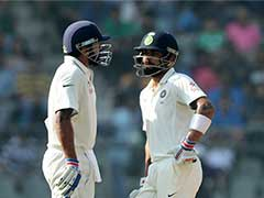 Virat Kohli, Murali Vijay Help India Take 51-Run Lead vs England