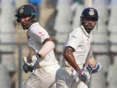 INDvsENG 4th Test : विजय ने बनाया अर्धशतक, पुजारा भी करीब, इंग्लैंड ने बनाए हैं 400 रन