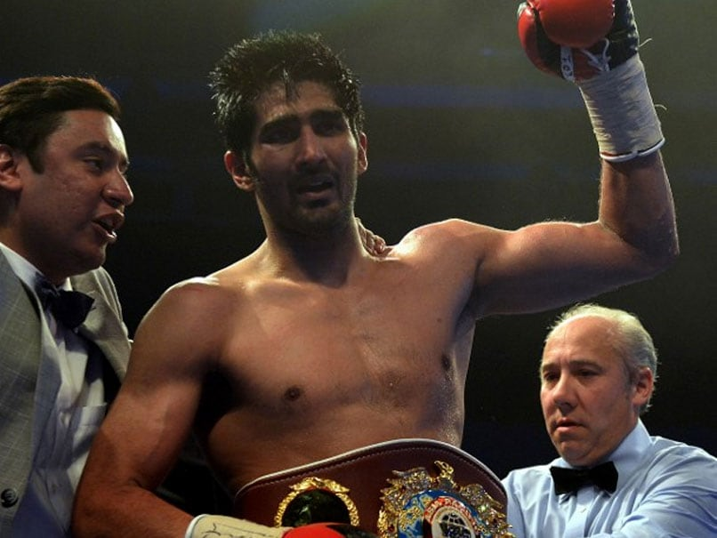Vijender Singh to Take on Chinas Zulpikar Maimaitiali For Second Title
