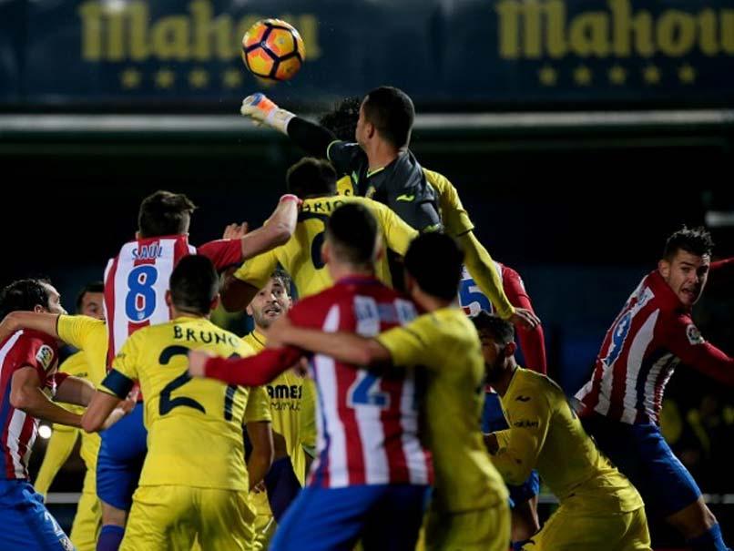 Villarreal Leapfrog Error-Strewn Atletico Madrid