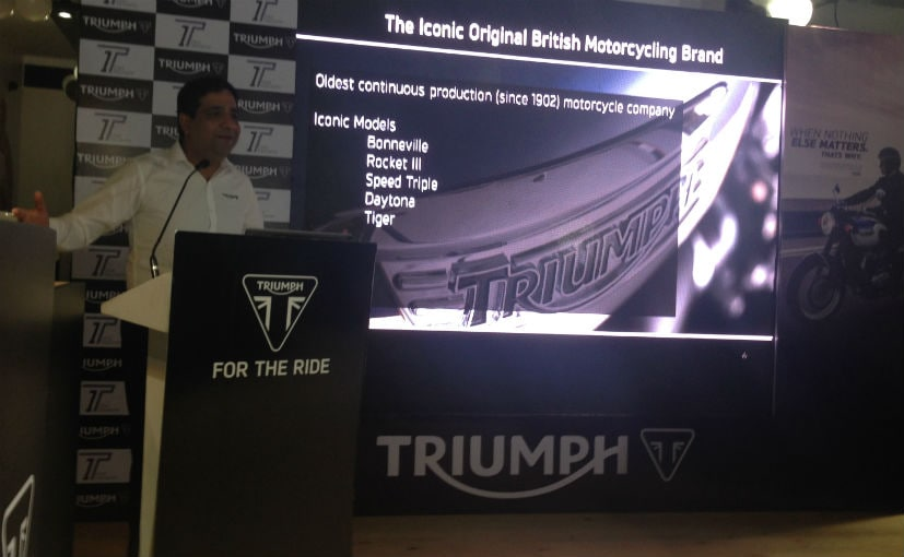 vimal sumbly md triumph india