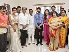 VIP 2 : रजनीकांत ने किया धनुष की फिल्म का मुहूर्त, काजोल भी होंगी इस फिल्म का हिस्सा
