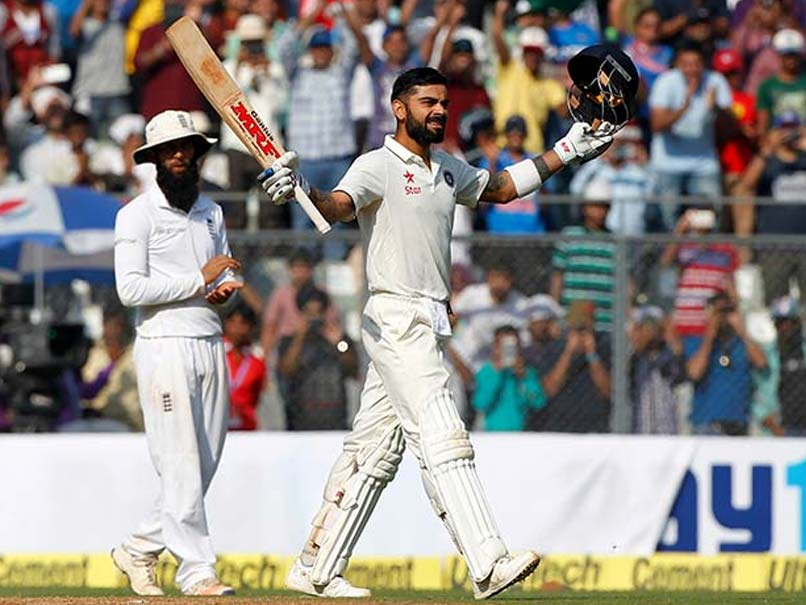 Virat Kohli Becomes First Indian Captain To Score Three Double Centuries