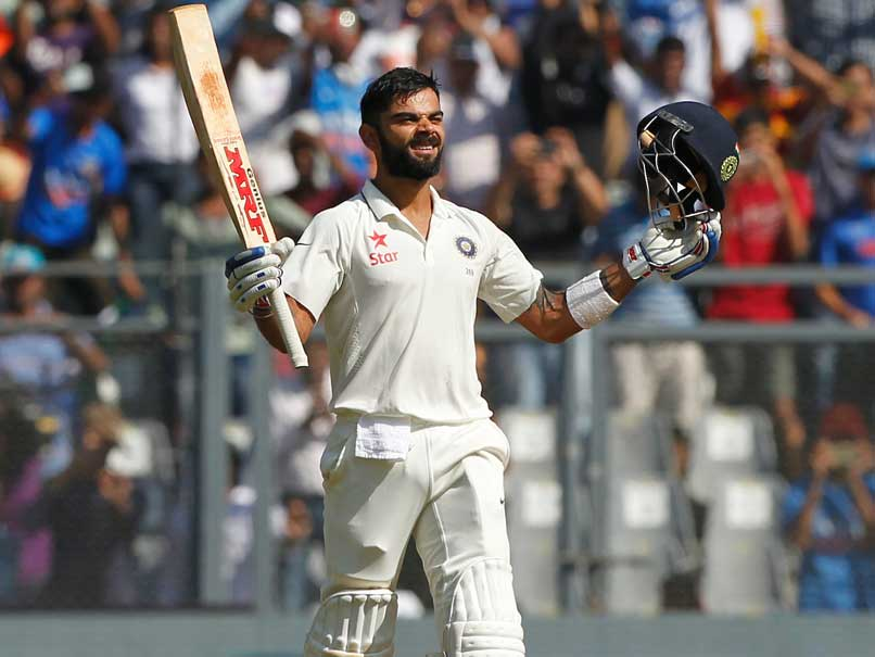 Virat Kohli Picked to Lead Glenn McGrath's Test Team of The Year 2016