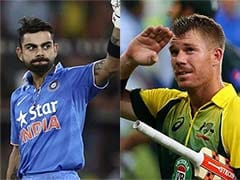 Virat Kohli Faces Close Contest From David Warner, But Retains 2nd spot in ODI Rankings
