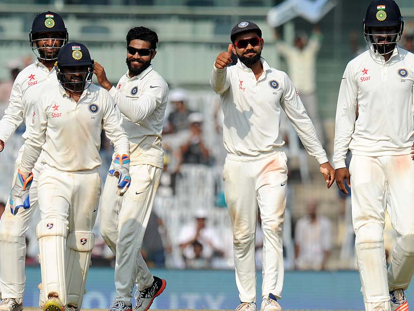 Virat Kohli Says 'It's Just The Beginning' After India's 18-Test Unbeaten Run