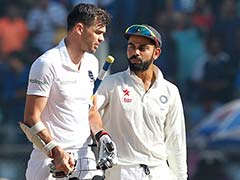 India vs England: Virat Kohli Asks Jimmy Anderson to 'Move On'