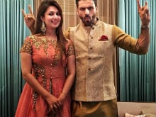 Divyanka Tripathi's Private Birthday Party For 2 With Husband Vivek Dahiya