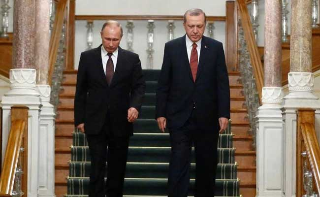Turkey Signs Deal To Buy Russian S-400 Missile Systems: Recep Tayyip Erdogan