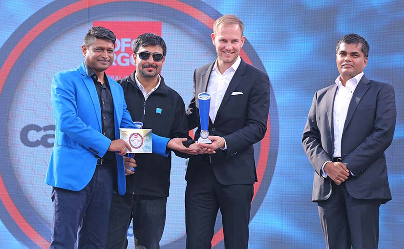 volvo india carandbike awards