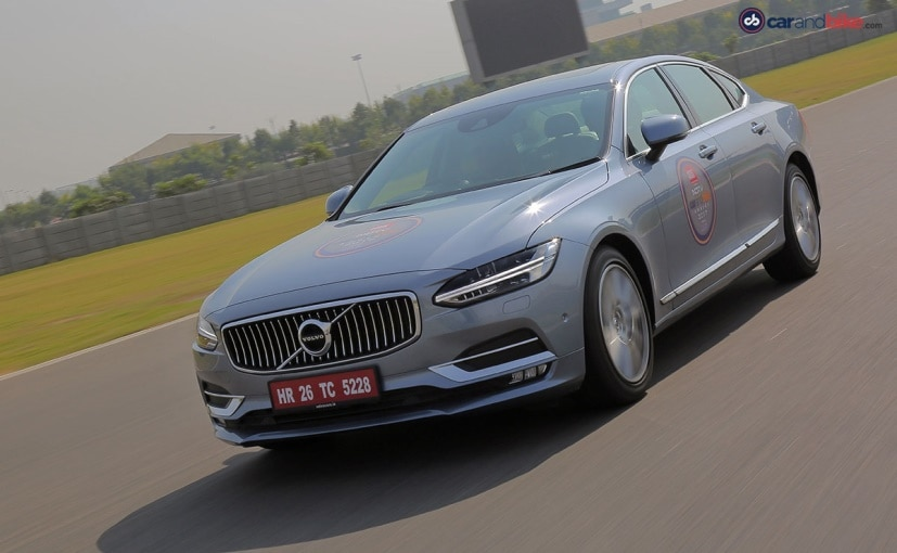 Volvo S90: NDTV Premium Car of the Year 2017