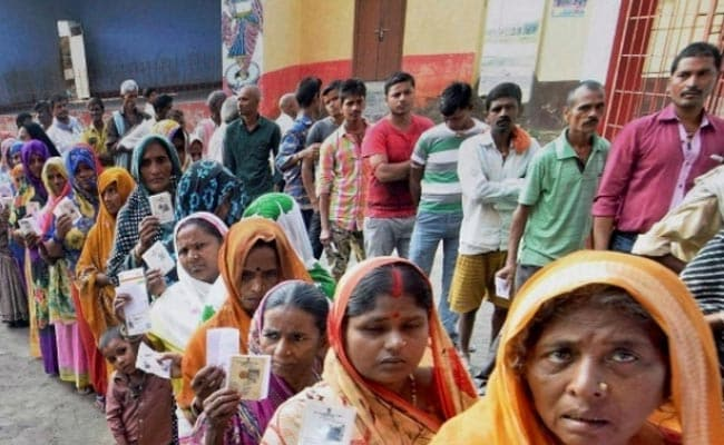 By-elections for four seats underway in Delhi, Goa, Andhra Pradesh