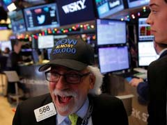 Wall Street Indexes Hit Record Highs As Tech, Banking Stocks Rise