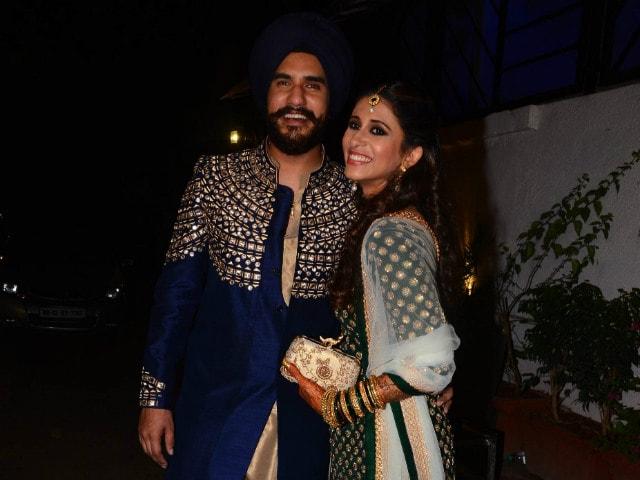 Kishwer Merchant, Suyyash Rai Ki Ho Gayi Shaadi. See Wedding Pics