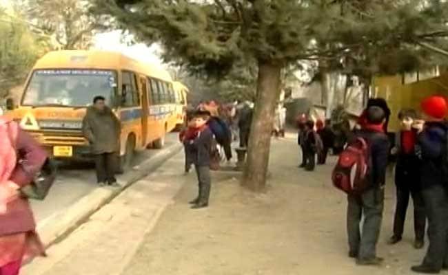 Cold Wave In Uttar Pradesh: Schools Closed Again In Lucknow