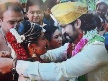 See Pics from Yash and Radhika Pandit's Wedding