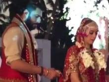 Yuvraj Singh, Hazel Keech <I>Ki</i> Goa-</i>Wali</i> Wedding. See Pics Here