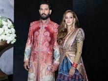 Hazel Keech, Yuvraj Singh's Wedding Festivities Finally Done. Pics From Reception