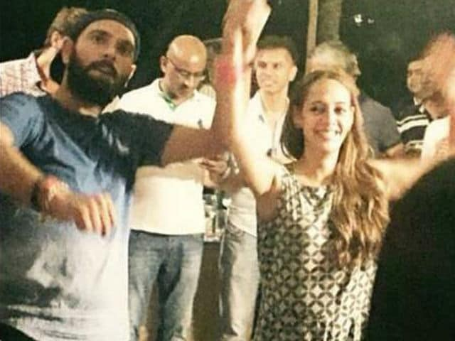 Yuvraj Singh, Hazel Keech's Wedding: There Was A Party In Goa