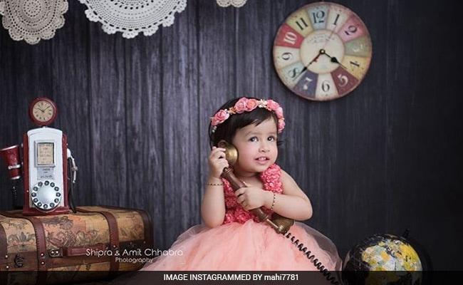 एमएस धोनी की बेटी जीवा की  प्रतिभा के कायल हुए बॉलीवुड एक्टर अनुपम खेर