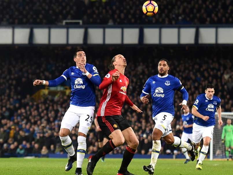Everton Deny Manchester United Win as Jose Mourinho's Problems Mount