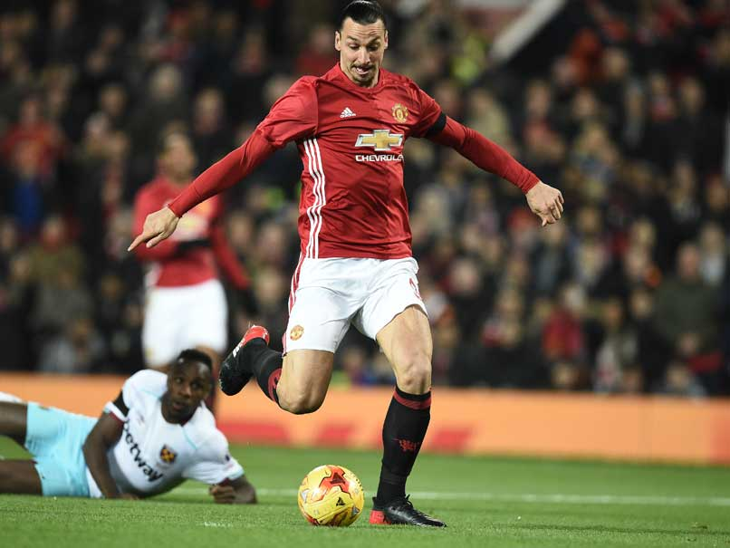 League Cup: Zlatan Ibrahimovic, Anthony Martial See Manchester United Through, Arsenal Lose