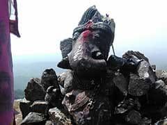 1,000-Year-Old Ganesh Idol Vandalised By Naxals In Chhattisgarh, Say Police
