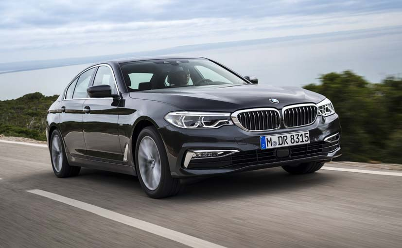 Bmw 5 Series Price In India Images Mileage Features Reviews