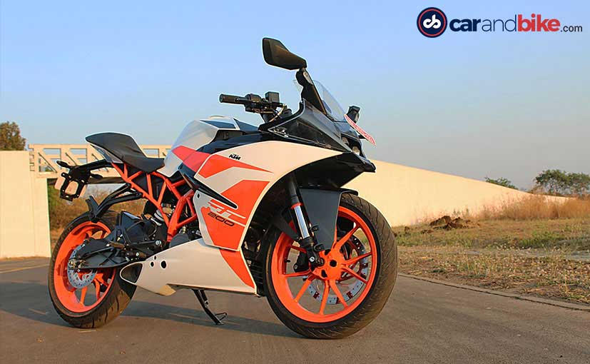 2017 ktm rc200 review first ride