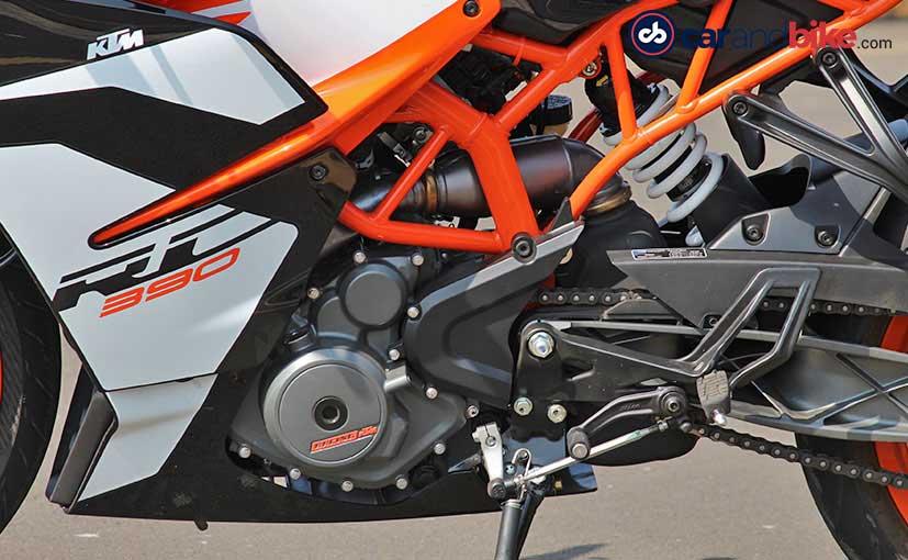 2017 ktm rc 390 first ride review - ndtv carandbike