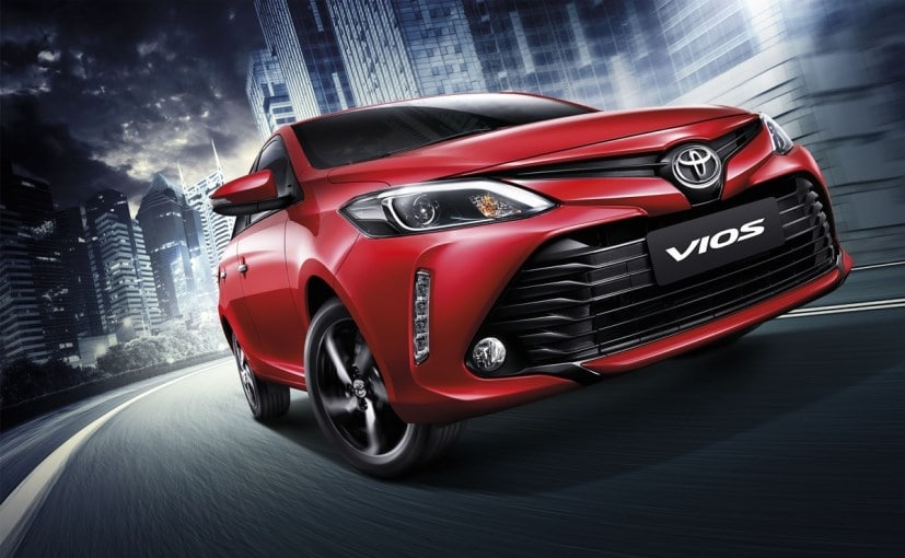2018 toyota vios. interesting 2018 exclusive toyota vios debut at february 2018 auto expo market launch 2  months later on toyota vios