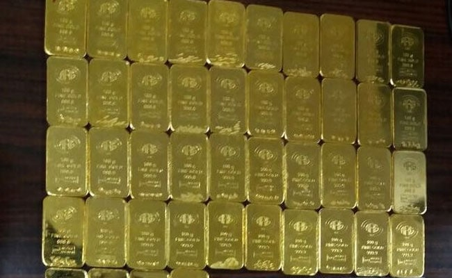 Gold Bars Worth Rs 1.22 Crore Seized From Aircraft Toilet In Mangaluru