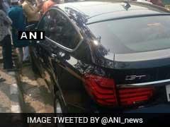 Slovakia Car Crash On Video Car Hits Roadside Ramp Crashes Into