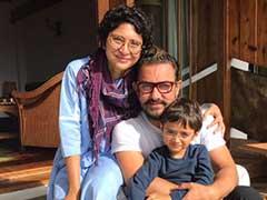 आमिर खान की पत्नी किरण पहली बार गाएंगी मराठी में गाना और वीडियों में नजर आएंगे आमिर
