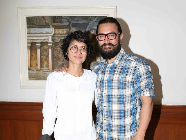 Aamir Khan's Wife Kiran Thanks Actor For The 'Diktat' He Imposed On Her