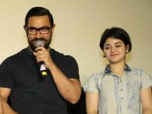 Zaira Wasim, You Are My Role Model: Aamir Khan Tweets For Trolled <i>Dangal</i> Co-Star
