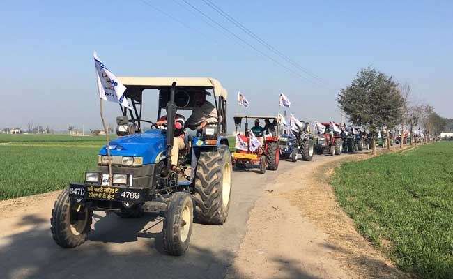 Escorts Agri Machinery Sales Up By 33% In November On Back Of Good Harvest