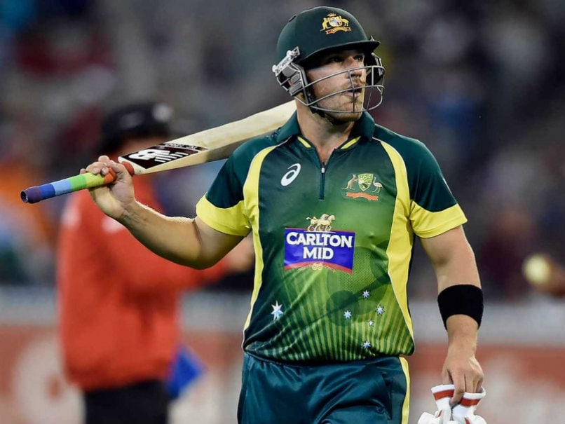 Aaron Finch Named Australia Captain For T20I Series vs Sri Lanka