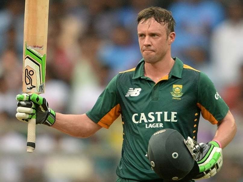 AB de Villiers Back in South Africa ODI Squad as Captain ...