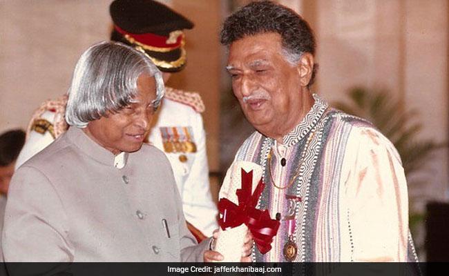 Sitar Maestro Abdul Halim Jaffer Khan Dies At 88