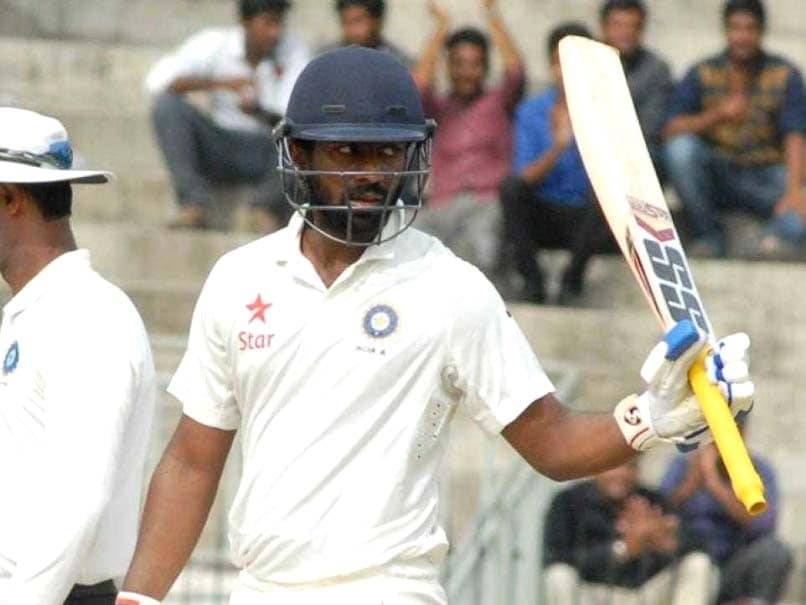 India versus Bangladesh: Abhinav Mukund Recalled, Wriddhiman Saha Makes Comeback