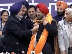 Former Army Chief JJ Singh Joins Akali Dal, To Contest Against Amarinder Singh