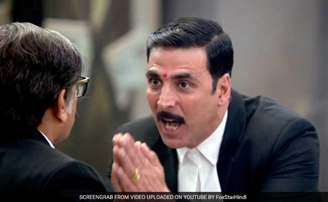 जॉली एलएलबी 2 : खुला अक्षय कुमार का कोर्ट, चार कट के साथ रिलीज हुई फिल्म