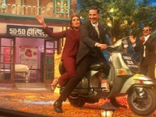 <i>Jolly LLB 2</i>: Akshay Kumar, Huma Qureshi Have A 'Jolly' Time On <i>The Kapil Sharma Show</i>