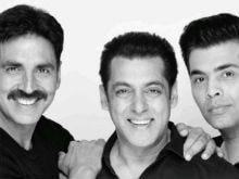What Akshay Kumar Has To Say About Working With Karan Johar And Salman Khan