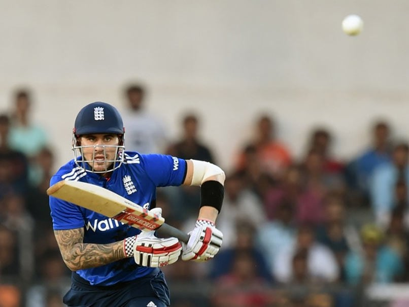 3rd ODI: England Opener Alex Hales to Return Home Following Injury