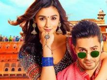 <i>Badrinath Ki Dulhania</i>: Alia Bhatt Joins Varun Dhawan On Poster. Seen Yet?