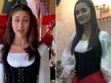 Alia Bhatt Channels Kareena Kapoor From <I>Jab We Met</i> In Adorable Video