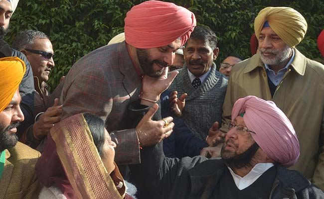 'A Happy Ending': Minister After Navjot Sidhu Clarifies 'Captain' Remark